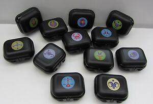 tupperware mini twin box 1 mit sternzeichen pausenbox. Black Bedroom Furniture Sets. Home Design Ideas