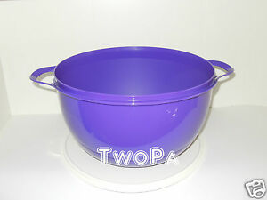tupperware party bombe maximilian 10 liter gro e party sch ssel teigsch ssel ebay. Black Bedroom Furniture Sets. Home Design Ideas