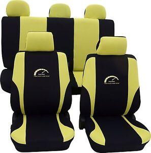 Turbo-gelb-Sitzbezug-Schonbezuege-VW-Lupo-alle-Modelle
