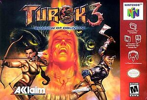 Turok 3: Shadow of Oblivion  (Nintendo 6...