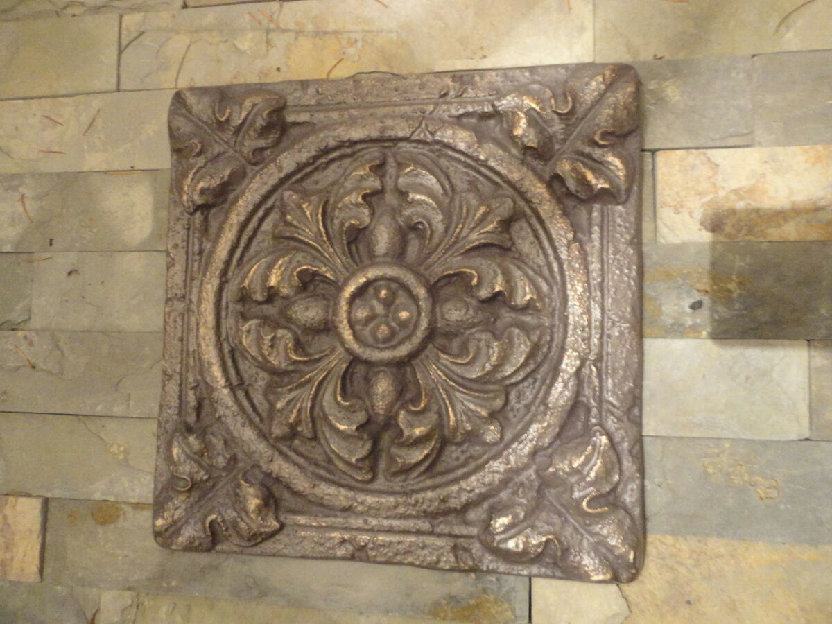 Tuscan Mediterranean Wall Decor Indoor Outdoor Decor Wall Art Bronze