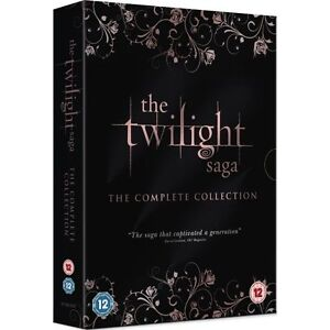 The Twilight Saga - Complete Collection ...