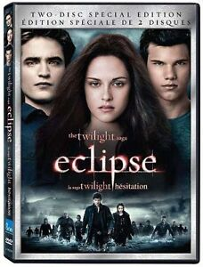 The Twilight Saga: Eclipse (DVD, 2010, 2...