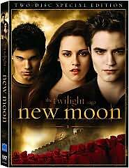 The Twilight Saga: New Moon (DVD, 2010, ...