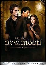 The Twilight Saga: New Moon (DVD)