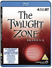 The Twilight Zone - Series 2 (Blu-ray, 2...