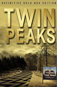 Twin Peaks - The Definitive Gold Box Edi...