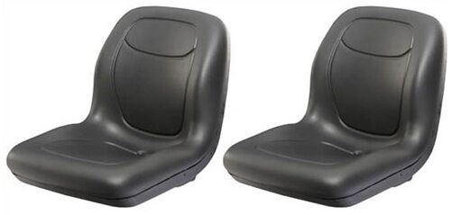 Two 2 New John Deere Gator Seats 4 x 2 6 x 4 Milsco USA Made 1YR