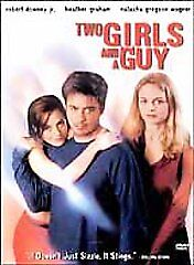 Two Girls and a Guy (DVD, 2001)