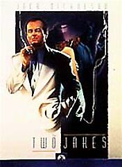 The Two Jakes (DVD, 1999, Widescreen)