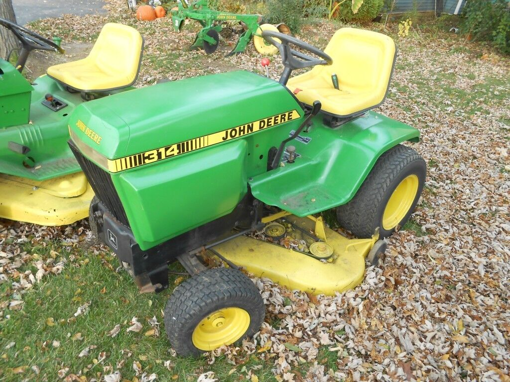 John deere 102 lawn tractor snow plow tractor bing images for Lawn and garden implements