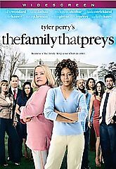 Tyler Perry's The Family That Preys (DVD...