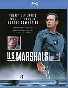 U.S. Marshals (Blu-ray Disc, 2012)