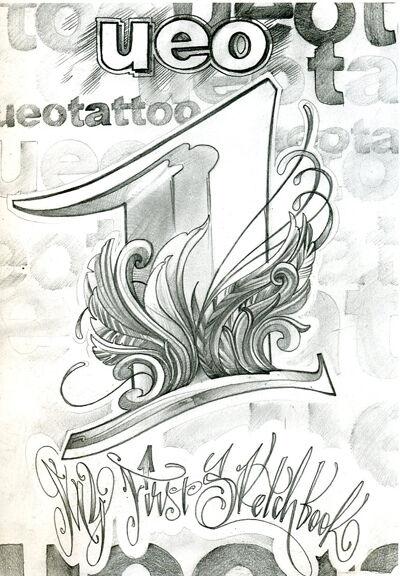 Chicano letters tattoo joy studio design gallery best Script art