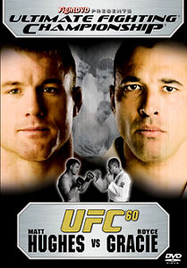 UFC 60: HUGHES VS GRACIE (DVD, 2008)