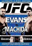 UFC 98: Evans vs. Machida (DVD, 2009, 2-...