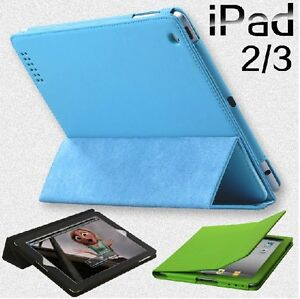 UK-Stock-Magnetic-PU-Leather-Smart-Cover-Case-For-Ipad-2-Or-New-Ipad-3-10-Color