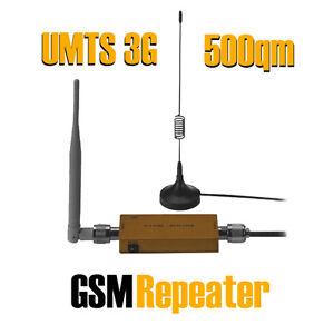 umts 3g repeater verst rker booster komplett set mit antenne antennen gsm ebay. Black Bedroom Furniture Sets. Home Design Ideas