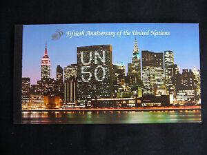 UN NY 50 Jahre UN MH 1 postfrisch (45) - <span itemprop='availableAtOrFrom'>Ahrensburg, Deutschland</span> - UN NY 50 Jahre UN MH 1 postfrisch (45) - Ahrensburg, Deutschland