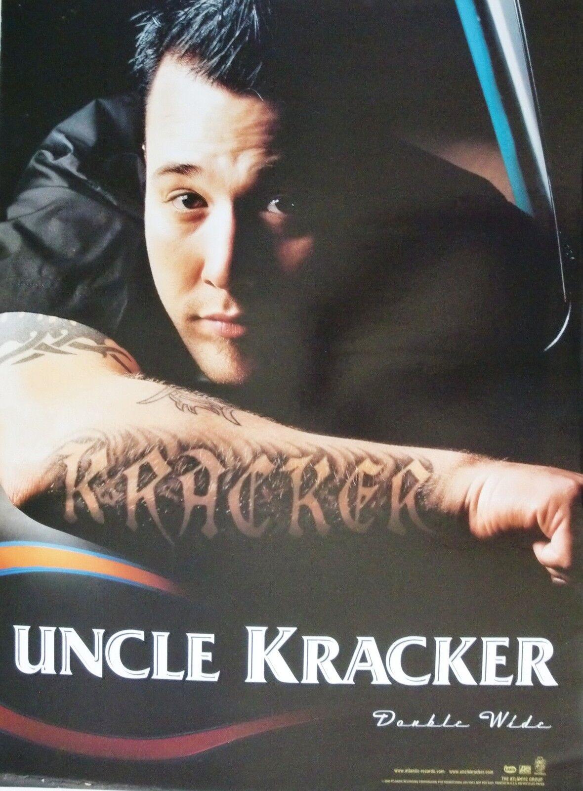 Uncle Kracker Quot Double Wide Quot U S Promo Poster Kid Rock Dj