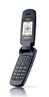 Unlocked at T Samsung SGH A137 Flip GSM Cell Phone Guaranteed