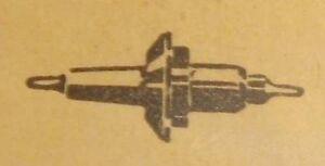 UNRUHEWELLE-FUR-HENZI-PFAFF-CAL-412-413-SUPER-SHOCK-PROOF-NOS