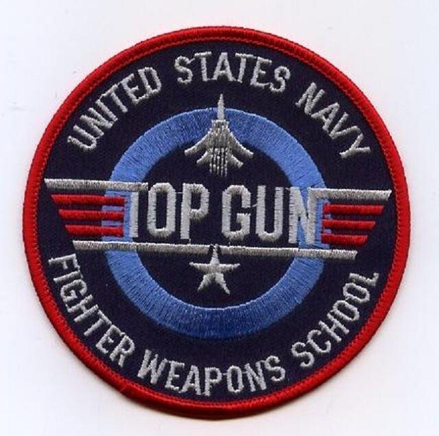 us navy fighter weapons school top gun f14 tomcat patch