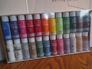 USA made Colorful assort. Acrylic Paint ...