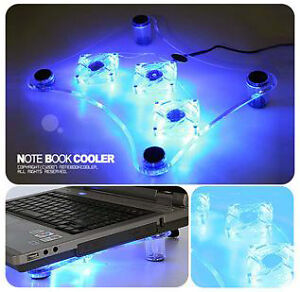 USB-3-fan-Laptop-Notebook-Cooling-Cooler-Pad-LED-Light