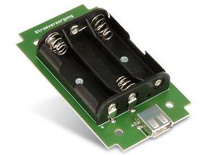 USB-Stromversorgung-4-5-V-USB-Geraete-Bausatz