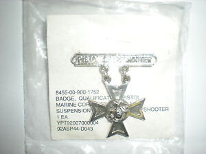 Usmc Sharpshooter Badge