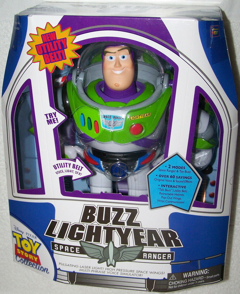 Toy Story Collection Andy S Room Talking Buzz Lightyear On Popscreen