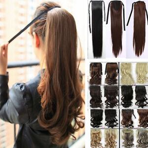 Wrap Around Ponytail Extension Canada 73