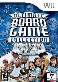 Ultimate Board Game Collection  (Nintend...