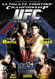 Ultimate Fighting Championship 50 (DVD 2...