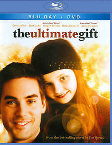 The Ultimate Gift (Blu-ray/DVD, 2011, 2-...