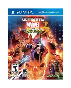 Ultimate Marvel vs. Capcom 3  (PlayStati...