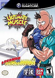 Ultimate Muscle: Legends vs. New Generat...
