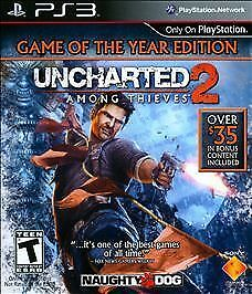 Uncharted 2: Among Thieves -- Game of th...