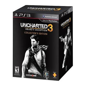 Uncharted 3: Drake's Deception -- Collec...