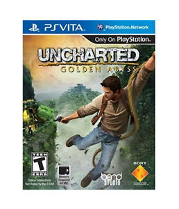 Uncharted: Golden Abyss  (PlayStation Vi...