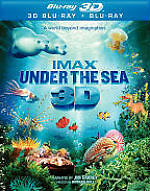Under the Sea (Blu-ray Disc, 2010, 3D/2D...