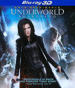 Underworld: Awakening (Blu-ray/DVD, 2012...