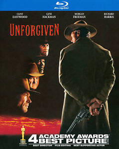 Unforgiven (Blu-ray Disc, 2012, 20th Ann...