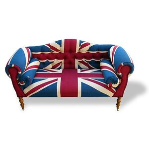 union jack sofa ebay
