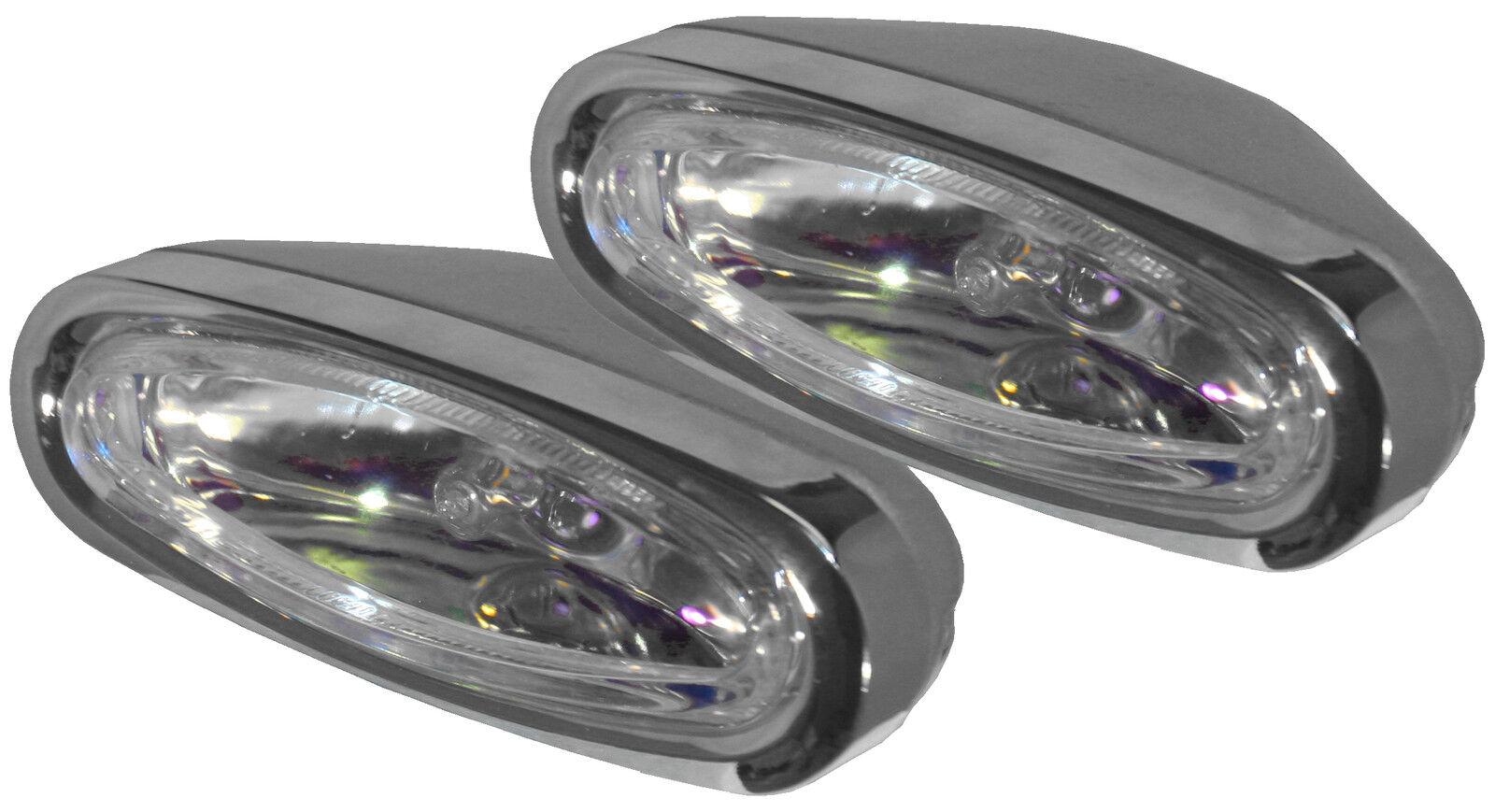 universal 5 u0026quot  oval fog lights driving lamps w   wiring kit