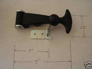 Universal-RUBBER-HOOD-HOLD-DOWN-rv-boat-hatch-latch-NEW
