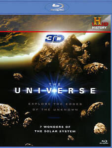 The Universe: 7 Wonders of the Solar Sys...