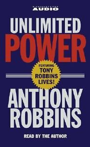 Unlimited Power A Black Choice by Anthony Robbins 1986, Cassette