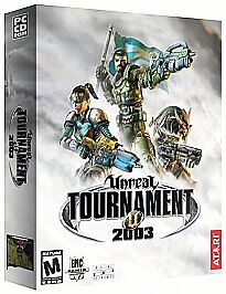 Unreal Tournament 2003  (PC, 2002)